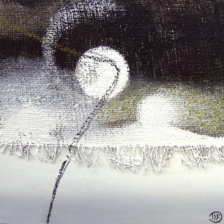 Filée Dominique - DIF - Série Blanche I