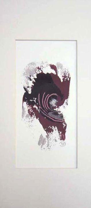 Filée Dominique - DIF - Papyrus  Violet