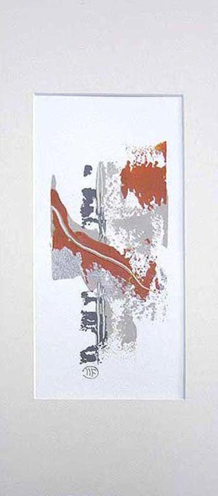 Filée Dominique - DIF - Papyrus Orange 1